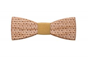 Wooden bow tie Sole