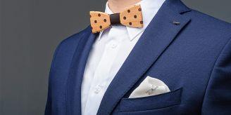 BeWooden - Plesová sezóna a jak dokonale sladit oblek a doplňky