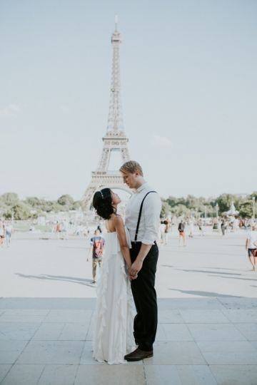 BeWooden - Láskyplná Paříž