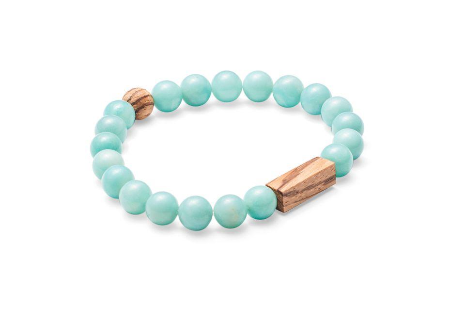 Luxusní korálkový náramek Zebrano Bracelet