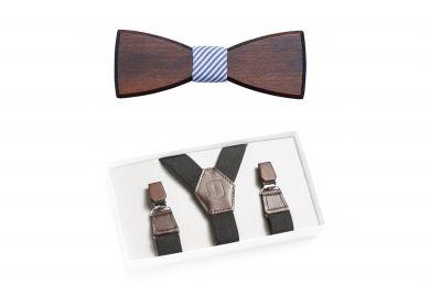 BeWooden - Brunn Suspenders & Virilem
