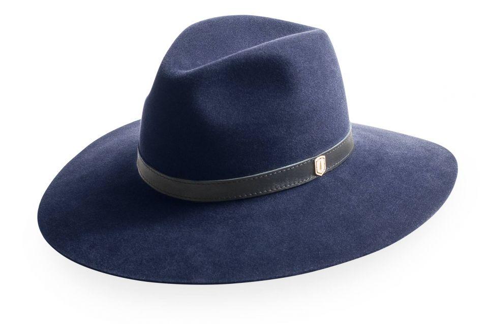 Modrý klobouk Stellia Hat pro ženy  055971e490