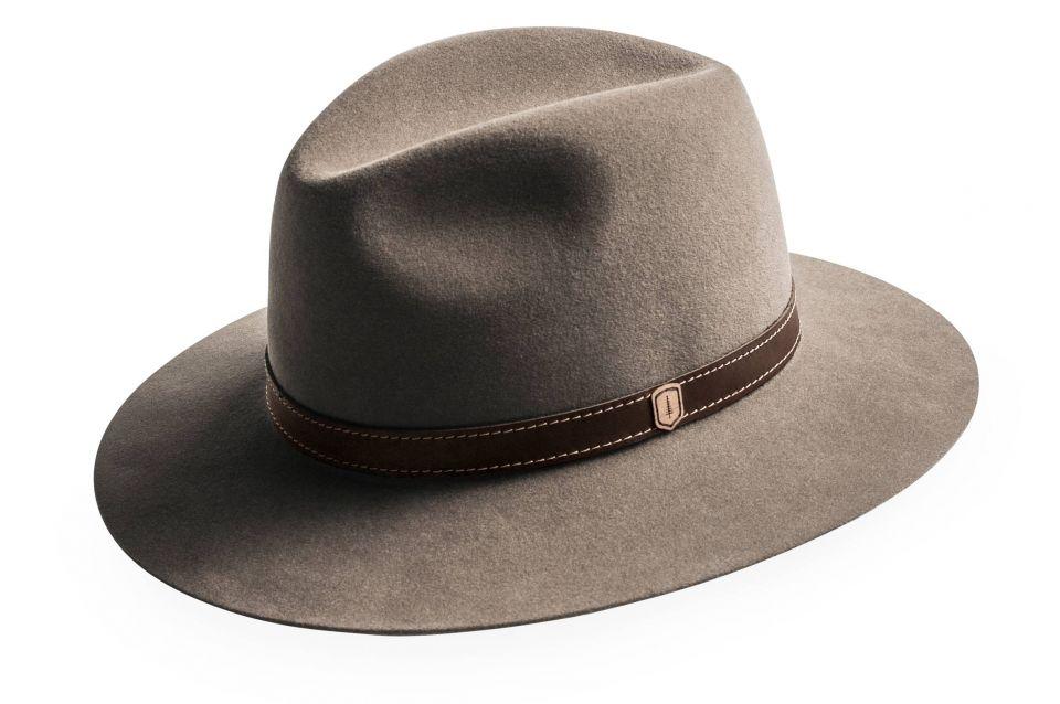 Luxusní klobouk z králičí srsti Apis Hat