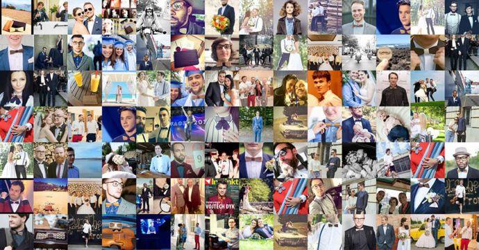 Koláž obrázků BeWooden zákazníků – BeWooden svět