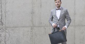 BeWooden - Business taška: Stvořeno pro osobnosti s opravdovým vkusem
