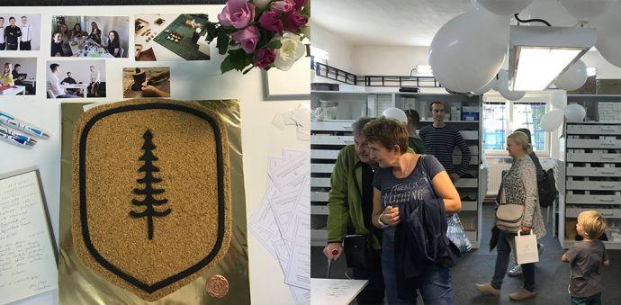 BeWooden oslava 4 narozenin v dílně v Rychalticích