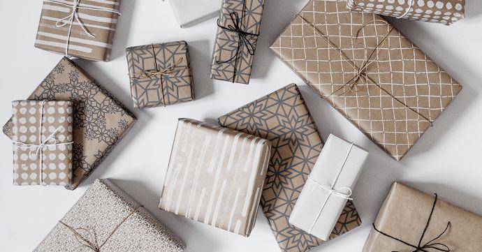 Balíčky s dárky BeWooden