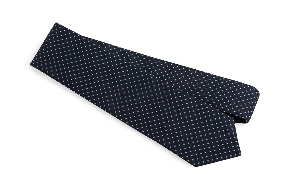 Luxusní puntíkovaná kravata z bavlny Coloo Tie