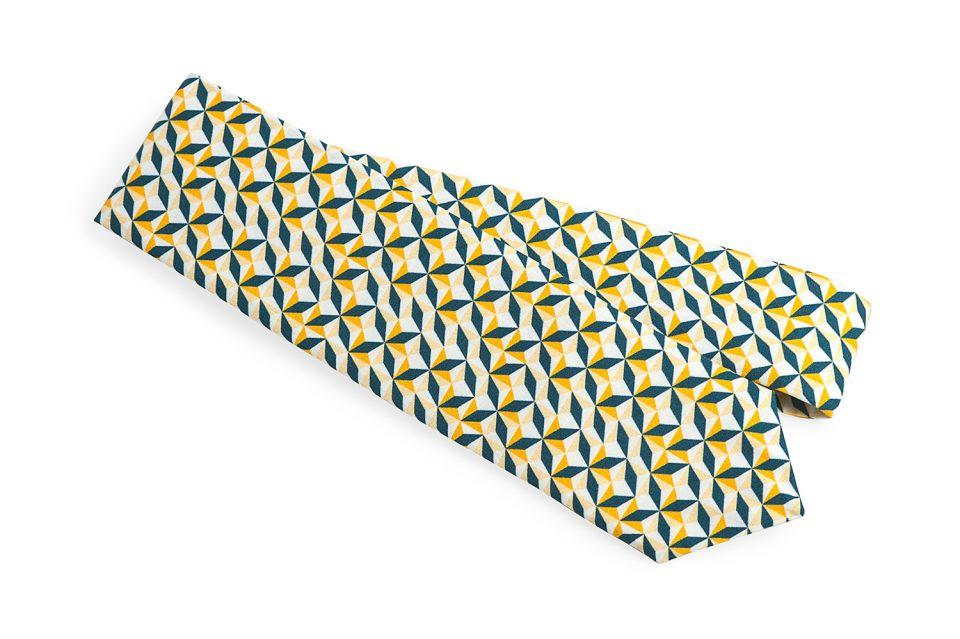Originální kravata z bavlny Meria Tie
