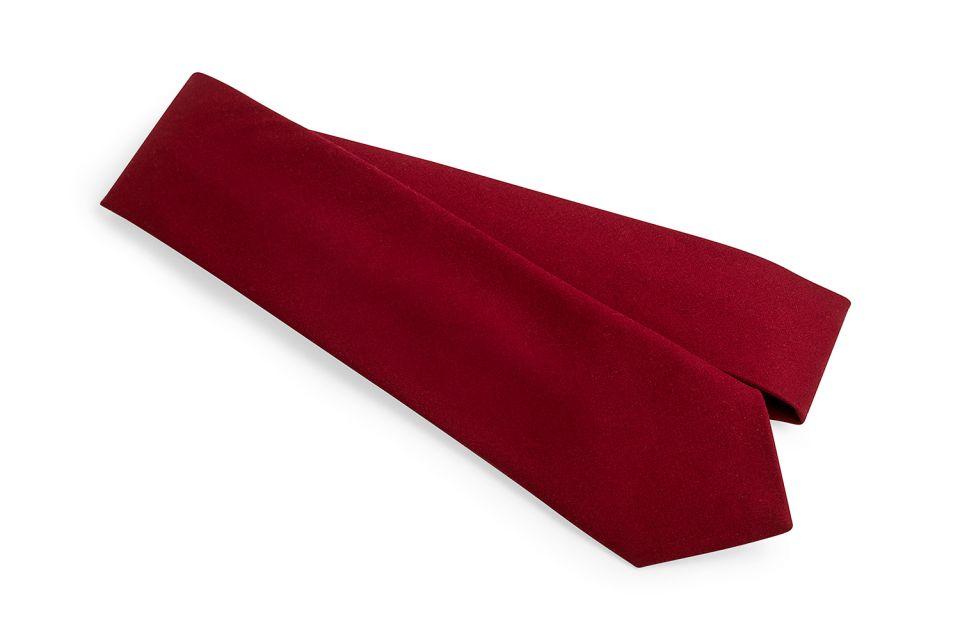 Originální kravata z bavlny Wine Tie