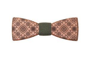 Snowflakes Bow Tie