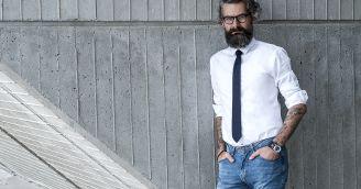 Dokonalá kravata za vás řekne více než vaše činy