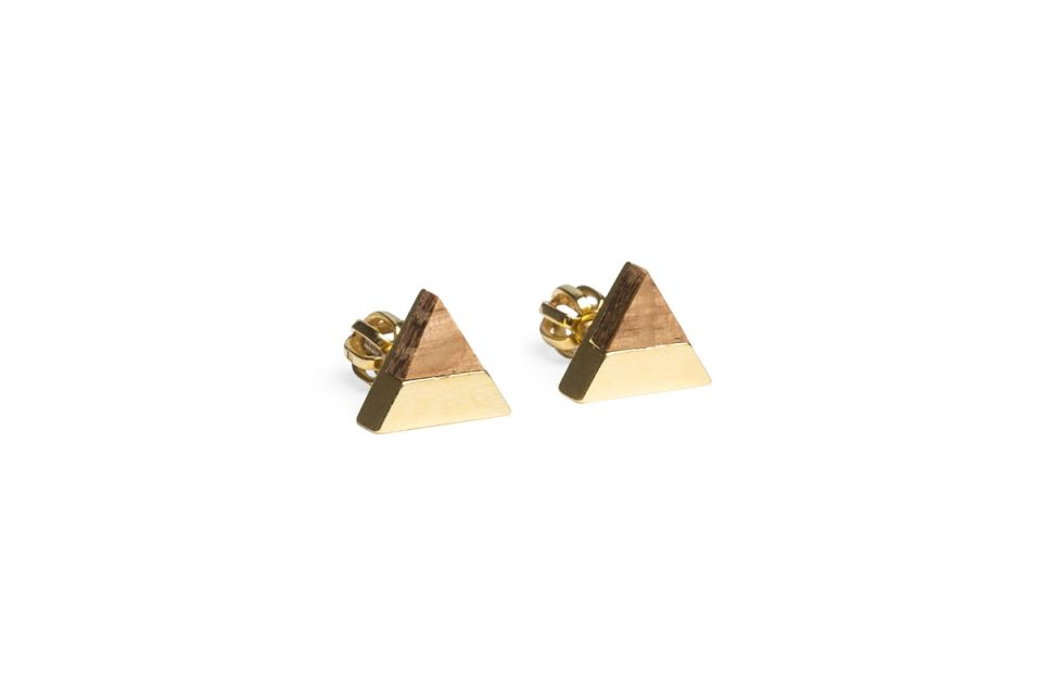 Elegante Ohrringe Sole Earrings Triangle