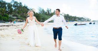 Svatba pod palmama? Sen každé nevěsty!