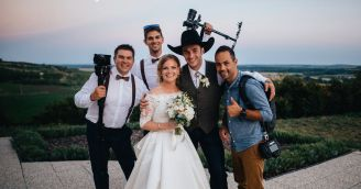 10 věcí, podle kterých vybrat svatebního fotografa