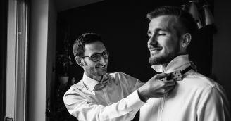 BeWooden - Svatební inspirace pro pány
