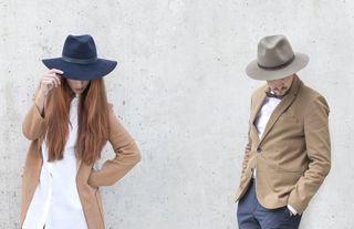 BeWooden - Milujete klobouky?