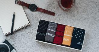 BeWooden - Ponožky pro gentlemany se smyslem pro detail