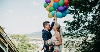 Dominika a Michal – svatba v Rekovicích