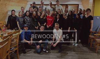 BeWooden - BeWooden zpravodaj #5