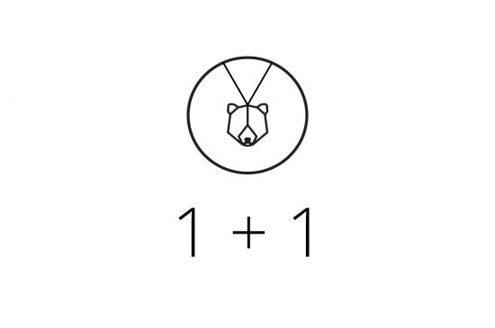 BeWooden - 0 1+1 pendant set