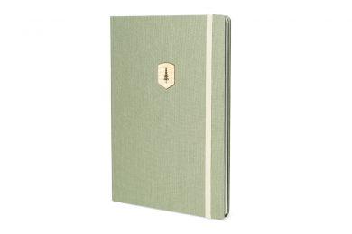 BeWooden - Mint Erb Notebook 1