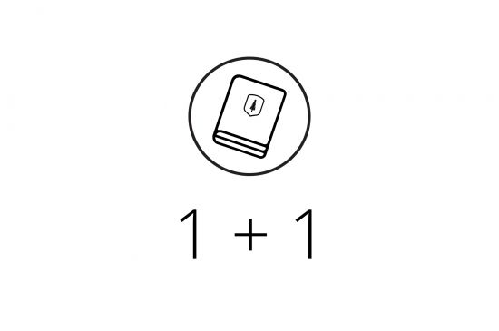 BeWooden - 1+1 notebook 1