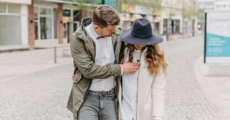 Inspirace pro jarní outfit – Toulky ulicemi