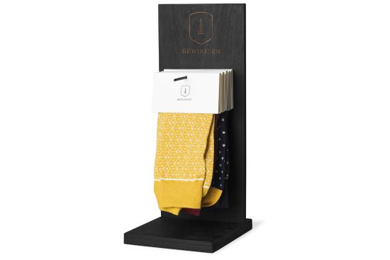 BeWooden - Socks Stand – black 1