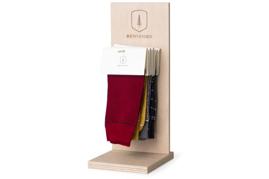 BeWooden - Socks Stand – natural 1