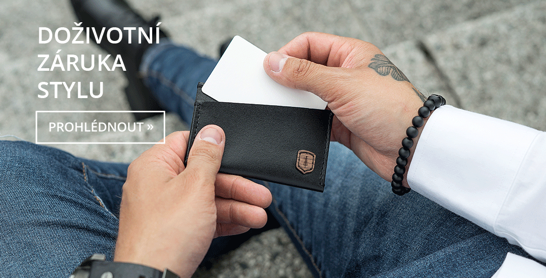 GENERAL - LEATHER WALLETS AND CARDHOLDERS
