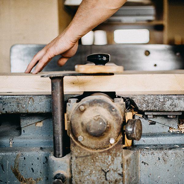 Zpracovávání dřeva