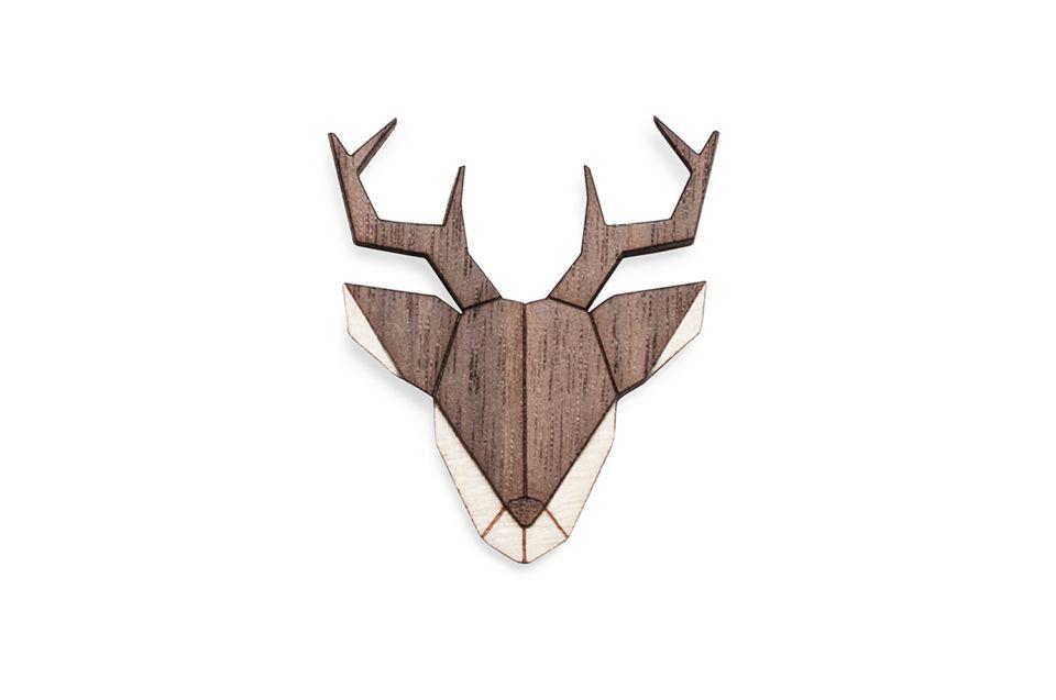 Luxusní pánská dřevěná peněženka