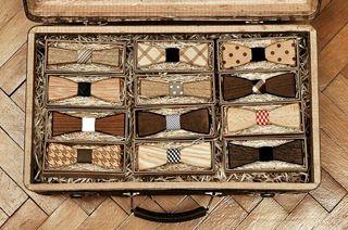 BeWooden - První dřevěný motýlek