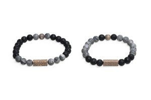 Viame & Lava Couple Bracelets