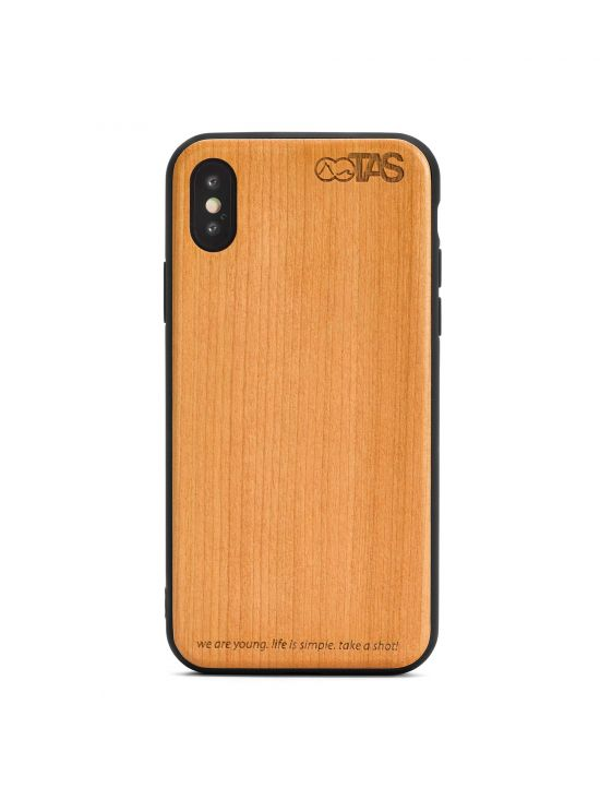 BeWooden - 0 Cherry case iPhone X_XS