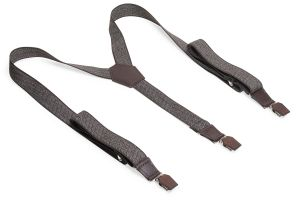 Brunn Tweed Suspenders