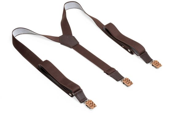 BeWooden - 0 Trio Suspenders