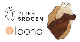 BeWooden - Podporujeme zdraví a prevenci s Loono