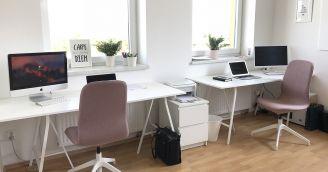 Jak si nápaditě zabydlet své pracovní místo