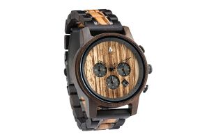 North Ebony Zebrawood