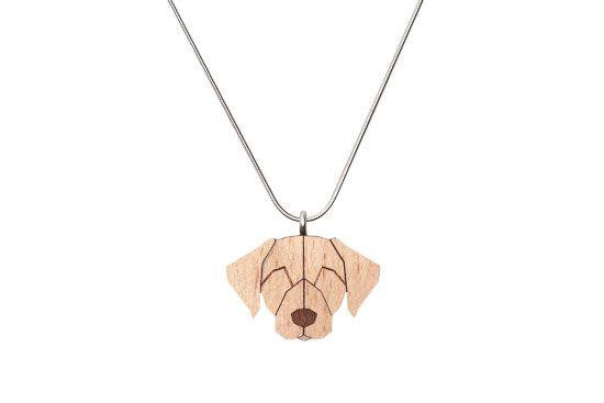 BeWooden - 0 labrador-pendant