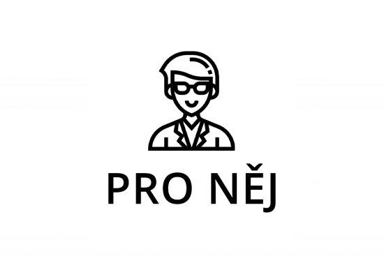 BeWooden - PRO NĚJ