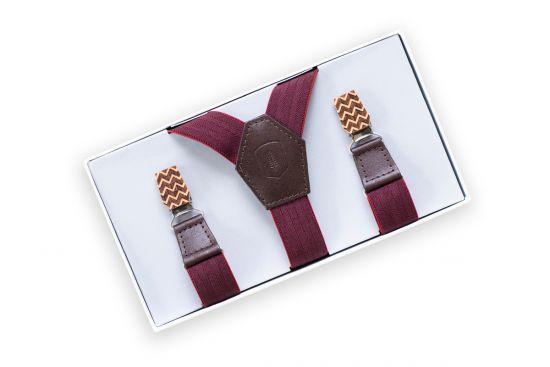 BeWooden - 0 Atria suspenders