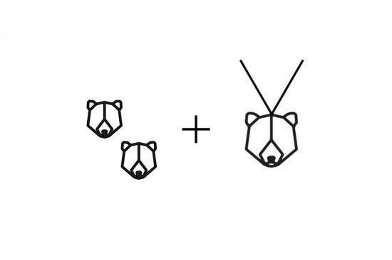BeWooden - earrings-pendant-set