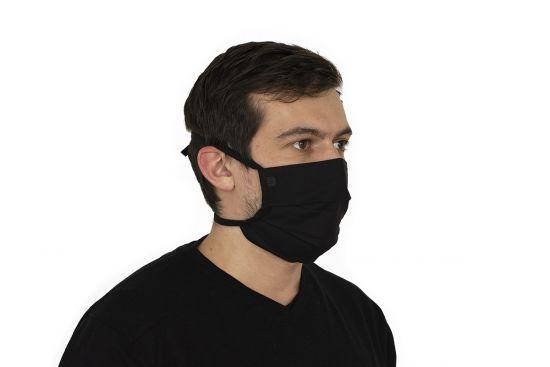 Bavlněná stylová rouška Nox Mask - BeWooden