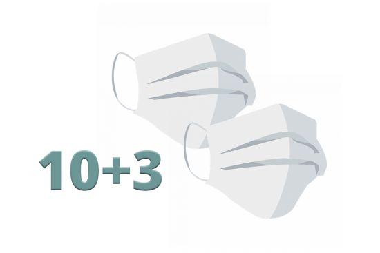 10+3 Masks