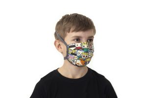 Cartoon Kids Mask