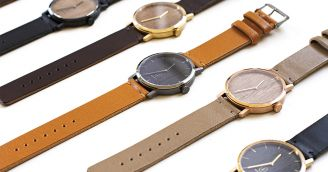 Můj čas šestkrát jinak: BeWooden hodinky