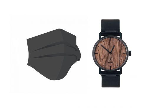BeWooden - Nox Watch & Mask